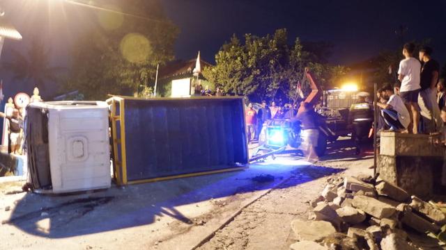 Mayoritas Korban Jiwa Kecelakaan Maut di Sleman Sedang Rintis Pariwisata (11134)