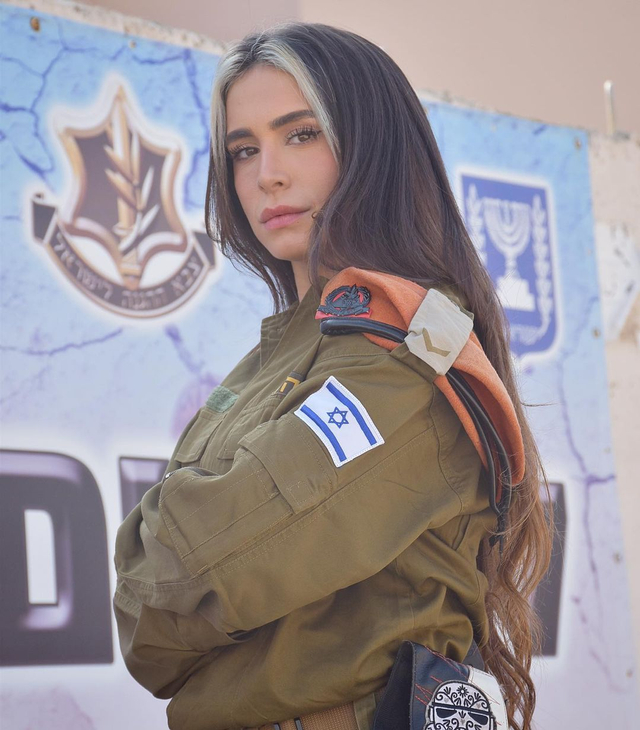 Pesona Orin Julie, Mantan Tentara Tempur Israel yang Dijuluki Ratu Senjata (27941)