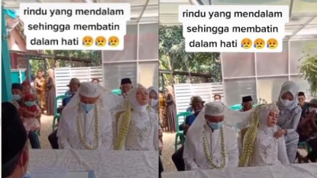 Momen Tak Terduga Wanita Pingsan di Meja Akad Nikah, Reaksi Suami Jadi Sorotan (324691)