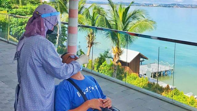 Antisipasi COVID-19, Montigo Resort, Batam, Tes Antigen Seluruh Karyawan (364181)