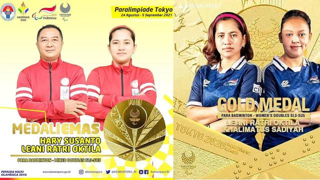 Gubernur Riau Janji Berikan Bonus ke Leani Ratri Oktila (25607)