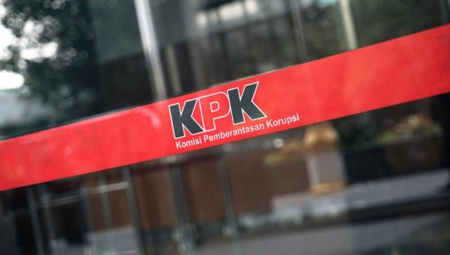 Mantan Wakil Bupati Bintan Diperiksa KPK di Mapolres Tanjungpinang (92074)