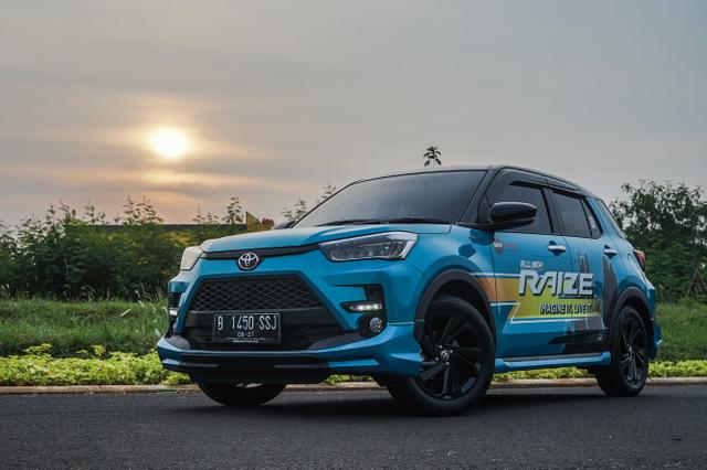 Toyota GR Sport dan Arti Sebuah Gengsi (57897)