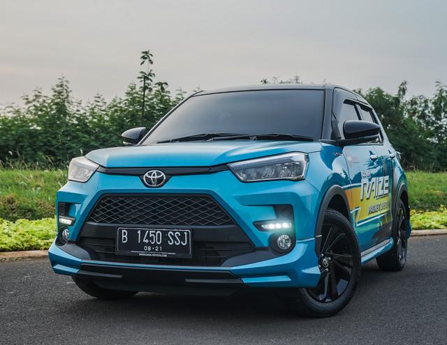 Toyota GR Sport dan Arti Sebuah Gengsi (57895)