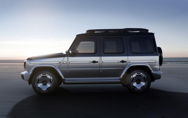Jip Legendaris Mercedes-Benz G-Class Akan Disuntik Tenaga Listrik, Anti Boros (45174)