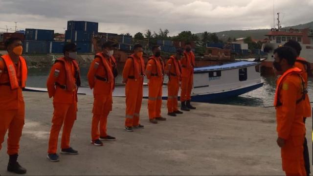 Berlayar dari Maluku Utara ke Sulteng, KM Tiga Putri Dilaporkan Hilang (22437)
