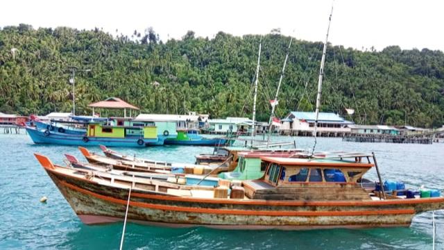 28 Desa di Kepri Tertinggal, Terbanyak di Kabupaten Lingga (93945)