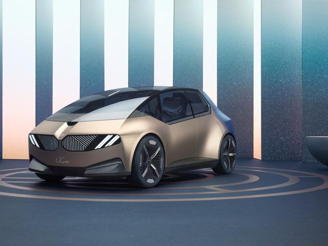 Parade Mobil Listrik di Munich Motor Show 2021, Siapa Paling Canggih? (15065)
