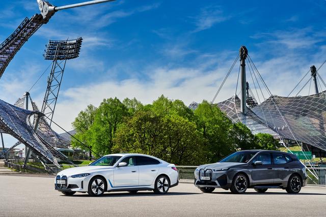 Senjata Baru BMW Gempur Pasar Mobil Listrik Dunia, Ini Bocorannya (43899)