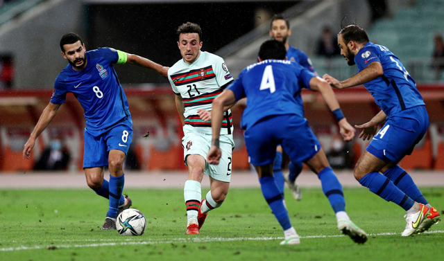 5 Pemain Portugal yang Tampil Memukau saat Hajar Azerbaijan (62533)