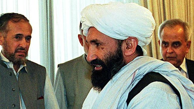 Profil Mullah Hasan Akhund, PM Baru Afghanistan di Bawah Rezim Taliban (73211)