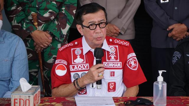 5 Berita Populer: Megawati Menangis Diisukan Kritis; Baju Kemenkumham Yasonna (46800)
