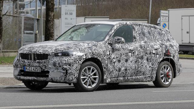 Senjata Baru BMW Gempur Pasar Mobil Listrik Dunia, Ini Bocorannya (43900)