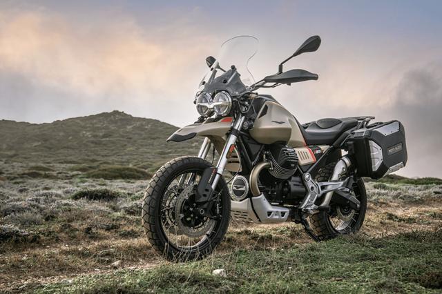 Moto Guzzi V7 IV dan V85 TT Travel Goda Konsumen Indonesia, Termurah Rp 535 juta (6984)