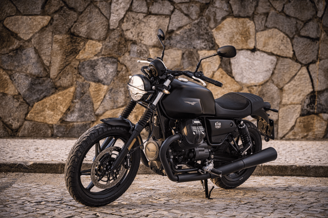 Berita Menarik: Koleksi Mobil Pejabat RI; Moto Guzzi Terbaru Meluncur (762950)