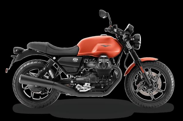 Moto Guzzi V7 IV dan V85 TT Travel Goda Konsumen Indonesia, Termurah Rp 535 juta (6983)