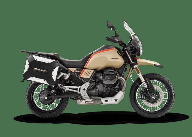 Moto Guzzi V7 IV dan V85 TT Travel Goda Konsumen Indonesia, Termurah Rp 535 juta (6985)