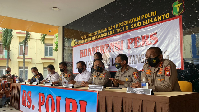 Akhir Identifikasi 41 Jenazah Korban Kebakaran Lapas Tangerang (81052)