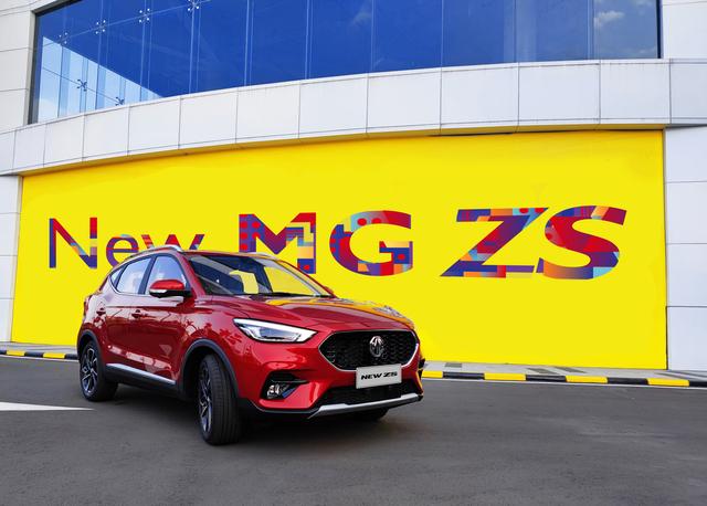 Resmi, Harga MG ZS Facelift Mulai Rp 269,8 Juta, Ini Spesifikasinya (401712)