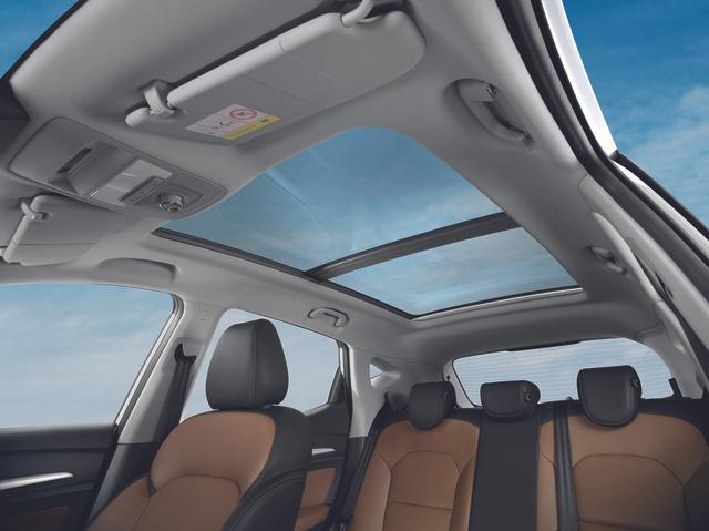 Bedah Fitur SUV New MG ZS, Apa Saja yang Baru? (74100)