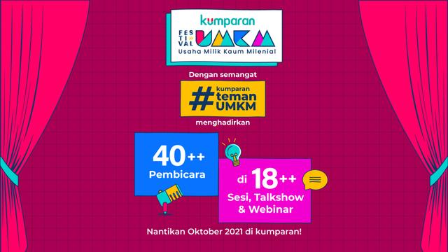 Festival UMKM kumparan Kembali Hadir Tahun Ini! (431587)