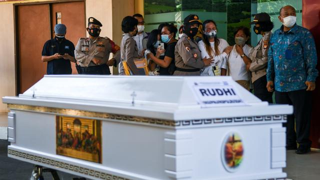 Akhir Identifikasi 41 Jenazah Korban Kebakaran Lapas Tangerang (81053)