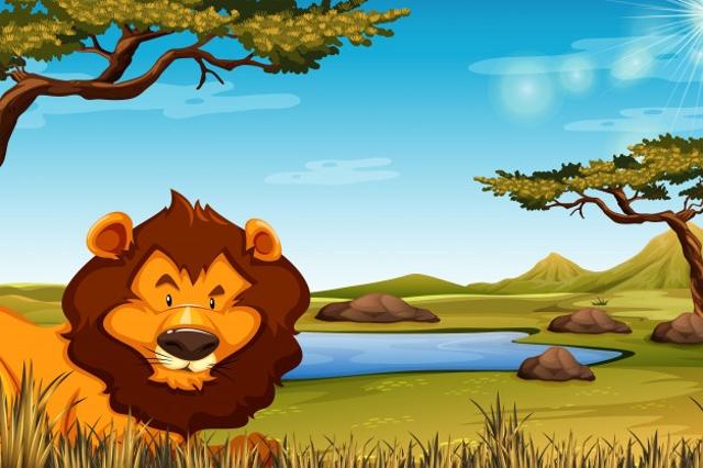 Cerita Fabel Pengantar Tidur Kisah Singa dan Tikus, Penuh Pesan Moral (75200)