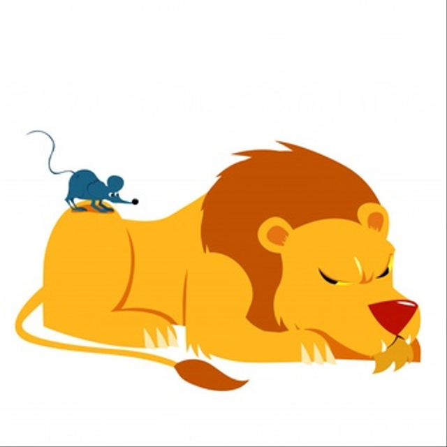Cerita Fabel Pengantar Tidur Kisah Singa dan Tikus, Penuh Pesan Moral (75201)