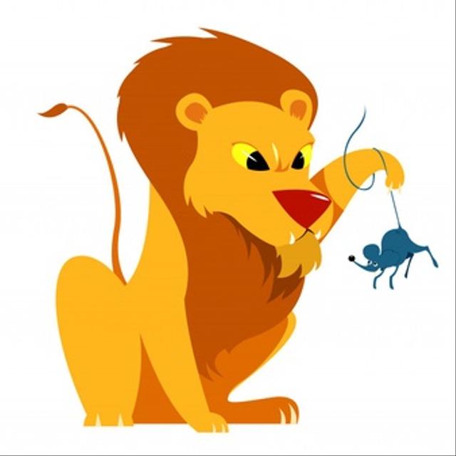 Cerita Fabel Pengantar Tidur Kisah Singa dan Tikus, Penuh Pesan Moral (75202)