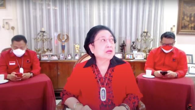 5 Berita Populer: Megawati Menangis Diisukan Kritis; Baju Kemenkumham Yasonna (46796)