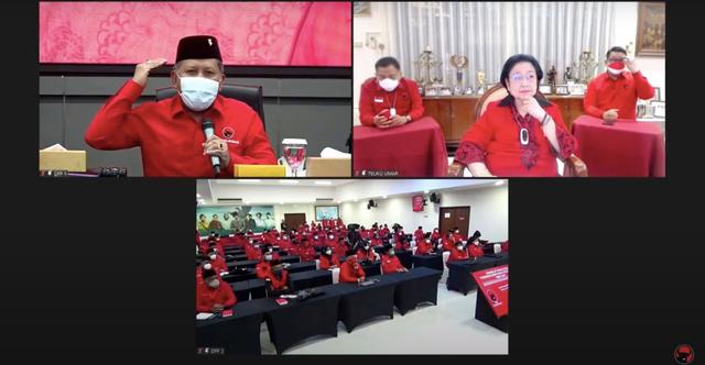 Penyebar Hoaks Megawati Meninggal yang Catut PMI DKI Dilaporkan ke Polda Metro (41011)