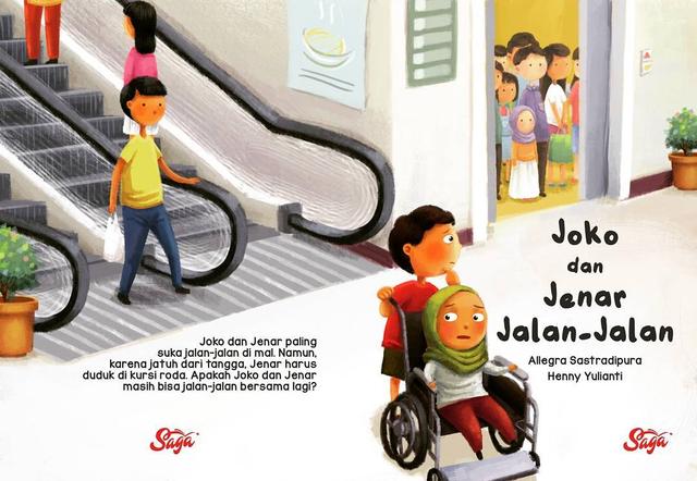 Review Buku Cerita Anak: Joko dan Jenar Jalan-Jalan (1234286)