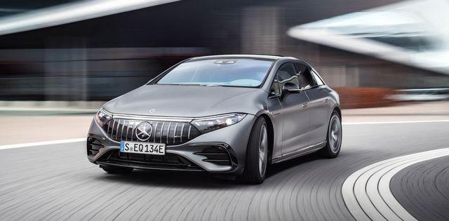 Parade Mobil Listrik di Munich Motor Show 2021, Siapa Paling Canggih? (15062)