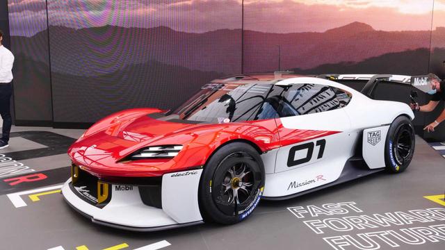 Parade Mobil Listrik di Munich Motor Show 2021, Siapa Paling Canggih? (15066)