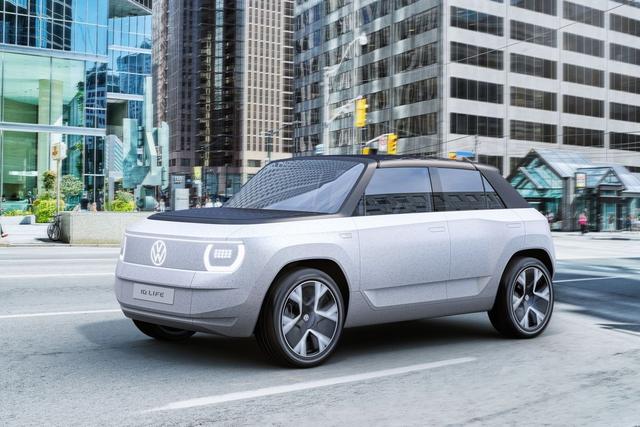 Parade Mobil Listrik di Munich Motor Show 2021, Siapa Paling Canggih? (15068)