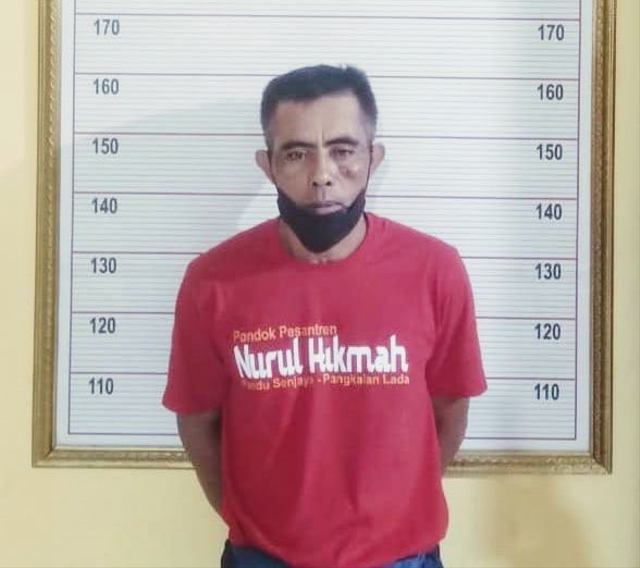 Astagfirullah! Ibu Hamil di Kotawaringin Barat Diperkosa Ustaz di Ponpes Dengan Modus Diruqyah
