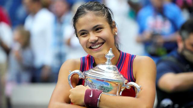 Emma Raducanu Juara US Open 2021 Usai Kalahkan Leylah Fernandez di Final (72492)