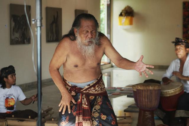 Gairahkan Seni Kala Pandemi, Perupa Suklu Gelar 'Mobile Art' Keliling Bali (686869)
