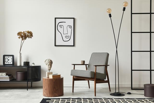 3 Tips Memasang Poster untuk Mempercantik Dekorasi Rumah (641027)