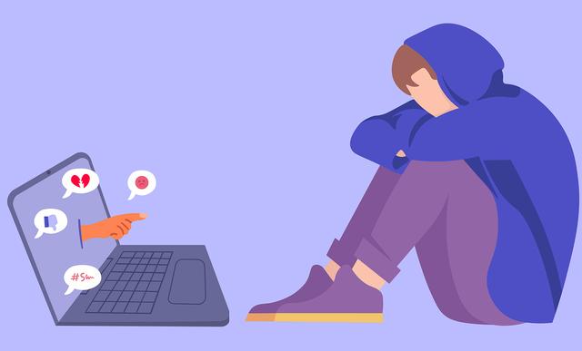 Hubungan Cyberbullying dengan Jejaring Sosial (12530)