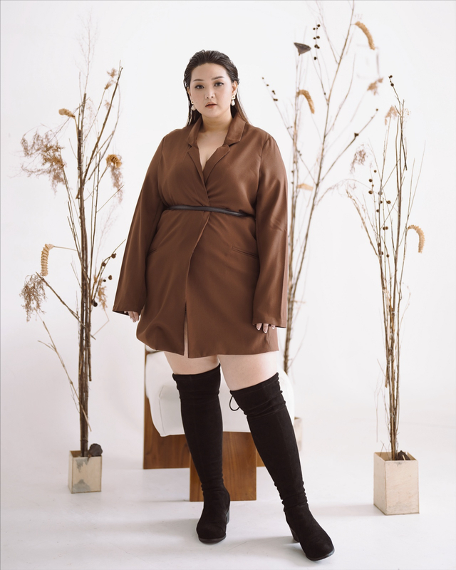 Bikin Makin Percaya Diri, Ini Tips Padu Padan Busana dari 3 Influencer Plus Size (430801)