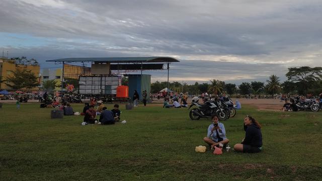 Senja di SP Sagulung, Batam, yang Kembali Bergairah (366098)