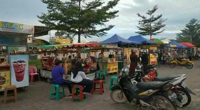 Senja di SP Sagulung, Batam, yang Kembali Bergairah (366099)