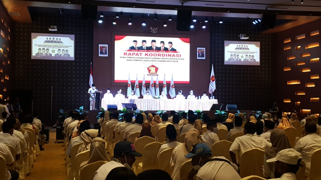 DPD Gerindra Kepri Mulai Ancang-ancang untuk Pemilu 2024 (370594)