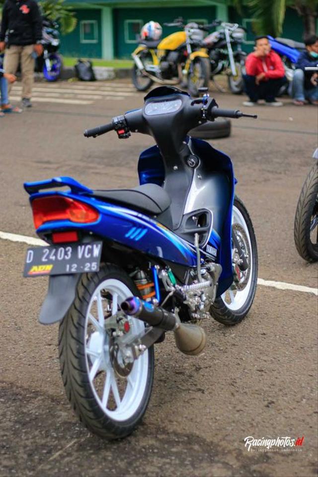 Yamaha 125Z, Bebek Dua Tak Lawas yang Harga Pasarannya Mulai Rp 60 Jutaan (106448)