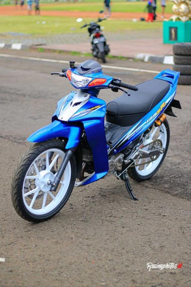 Yamaha 125Z, Bebek Dua Tak Lawas yang Harga Pasarannya Mulai Rp 60 Jutaan (106444)