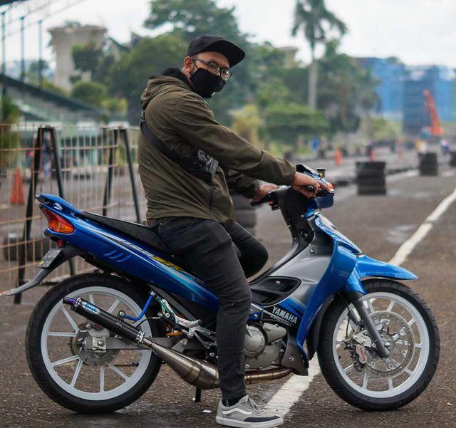 Yamaha 125Z, Bebek Dua Tak Lawas yang Harga Pasarannya Mulai Rp 60 Jutaan (106440)