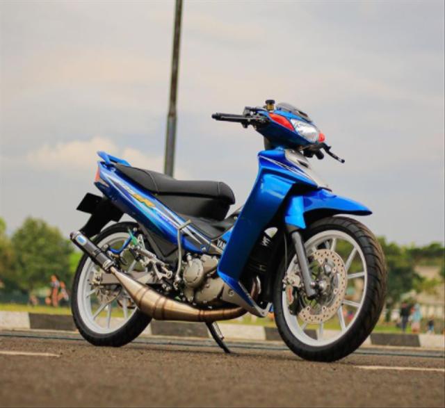 Yamaha 125Z, Bebek Dua Tak Lawas yang Harga Pasarannya Mulai Rp 60 Jutaan (106439)