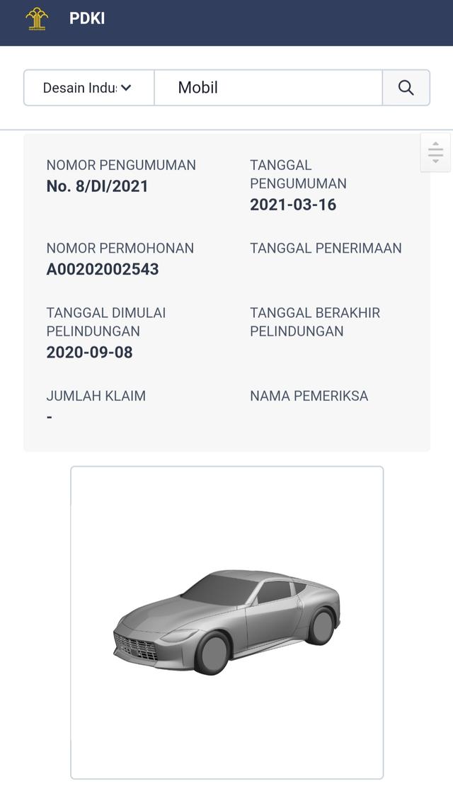 Paten Nissan 400z Terdaftar di Indonesia, Siap Lawan Toyota Supra? (68151)
