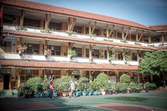Disdik DKI Persiapkan 890 Sekolah Lagi untuk PTM pada 27 September (14547)